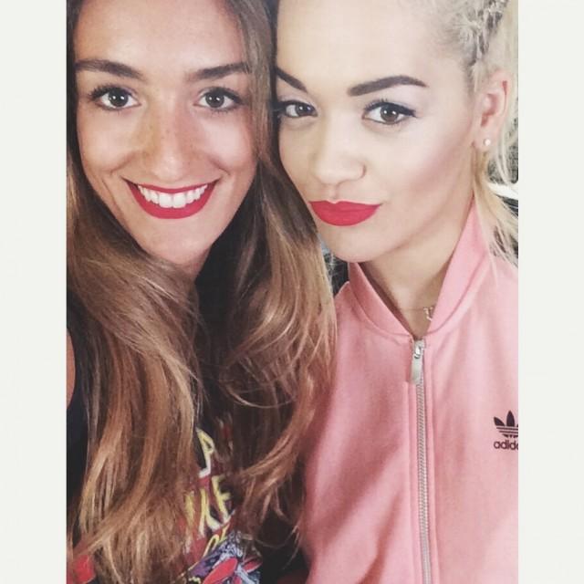 #Unstoppable – Rencontre avec Rita Ora