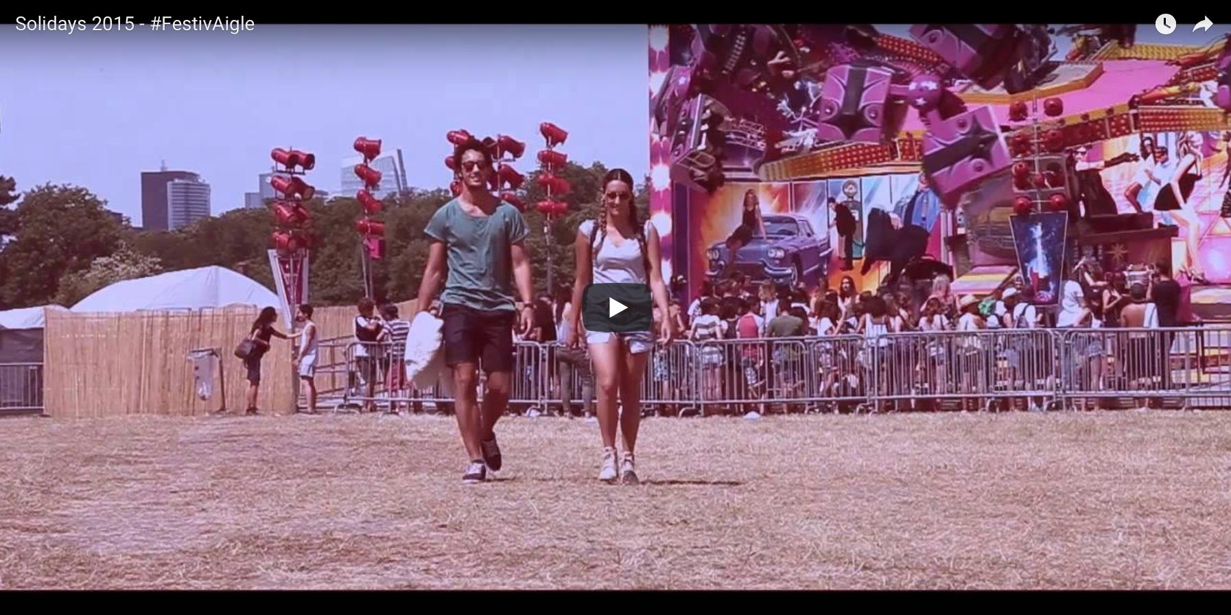 Mon #FestivAigle (video)