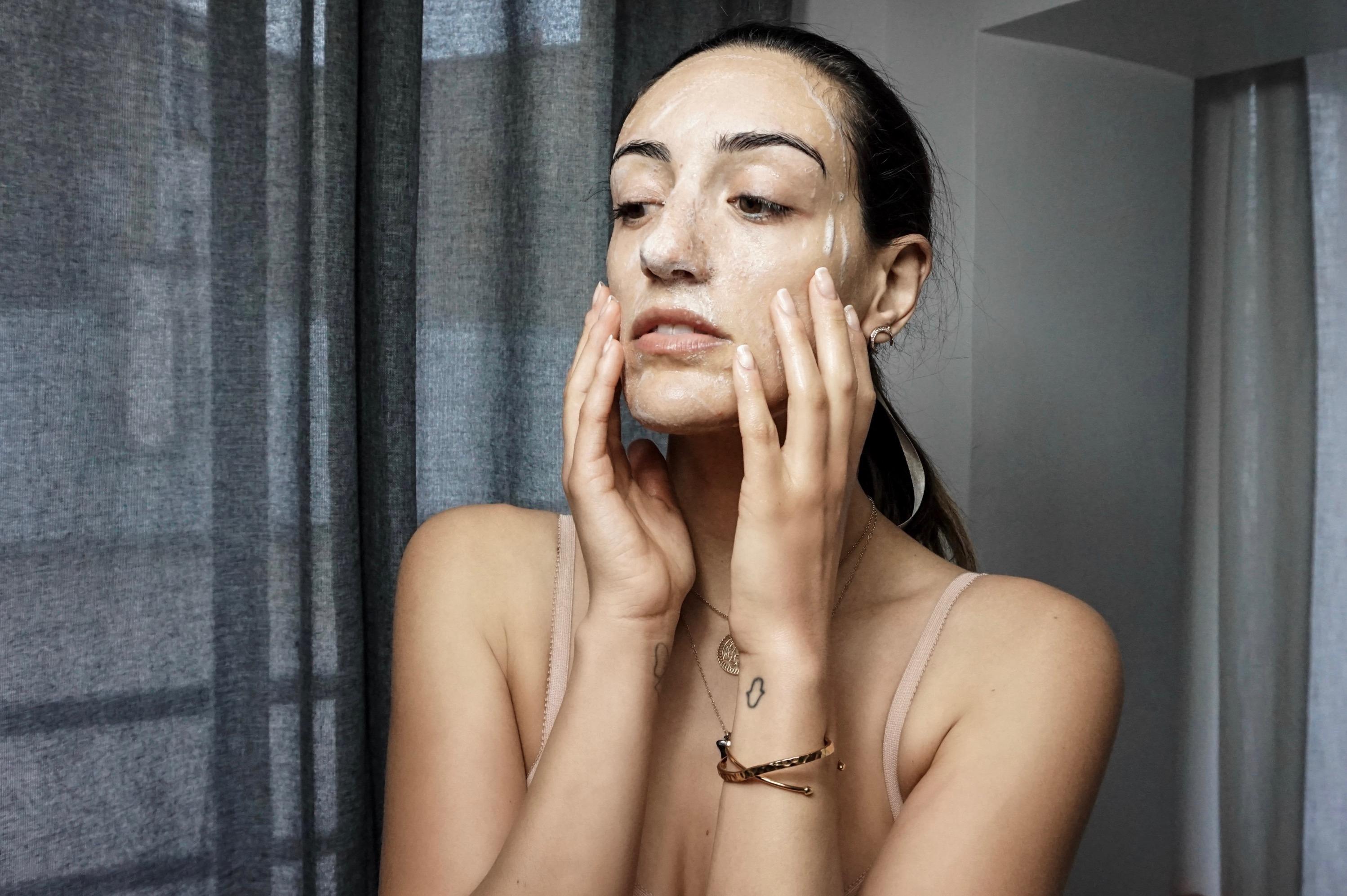 Face Wash, le nettoyant de DHC