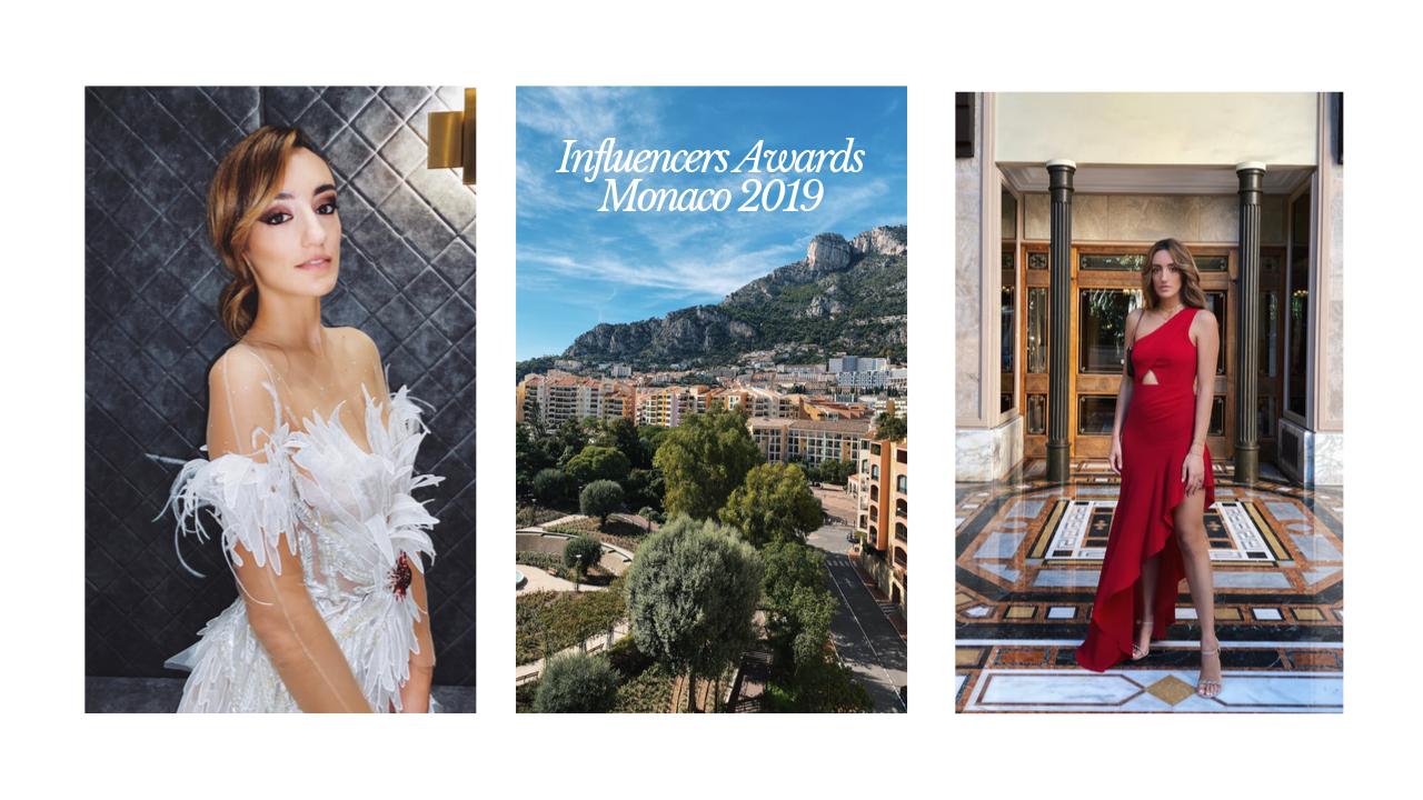 VLOG : Nominée aux Influencer Awards Monaco 2019