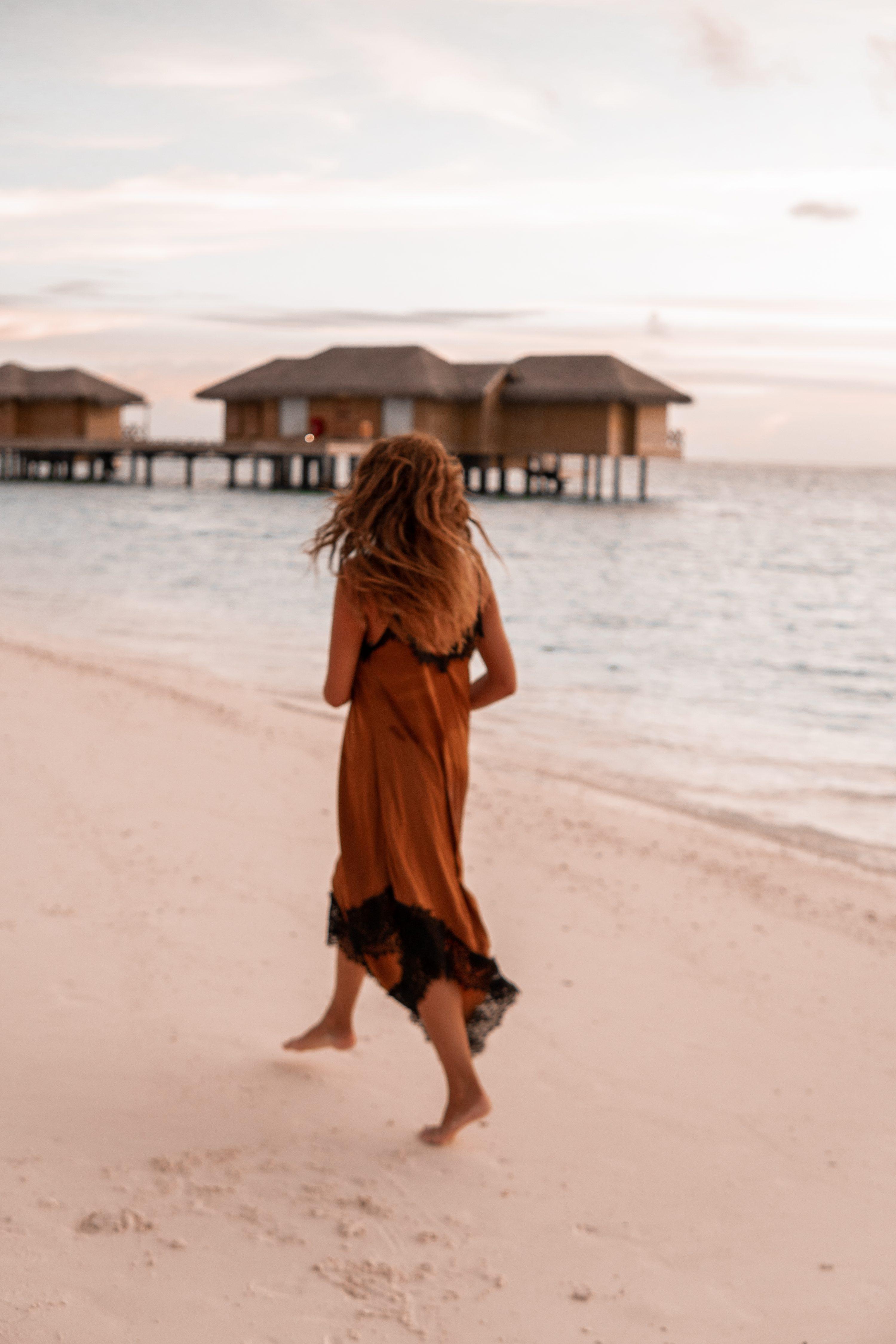 Les Maldives en amoureux