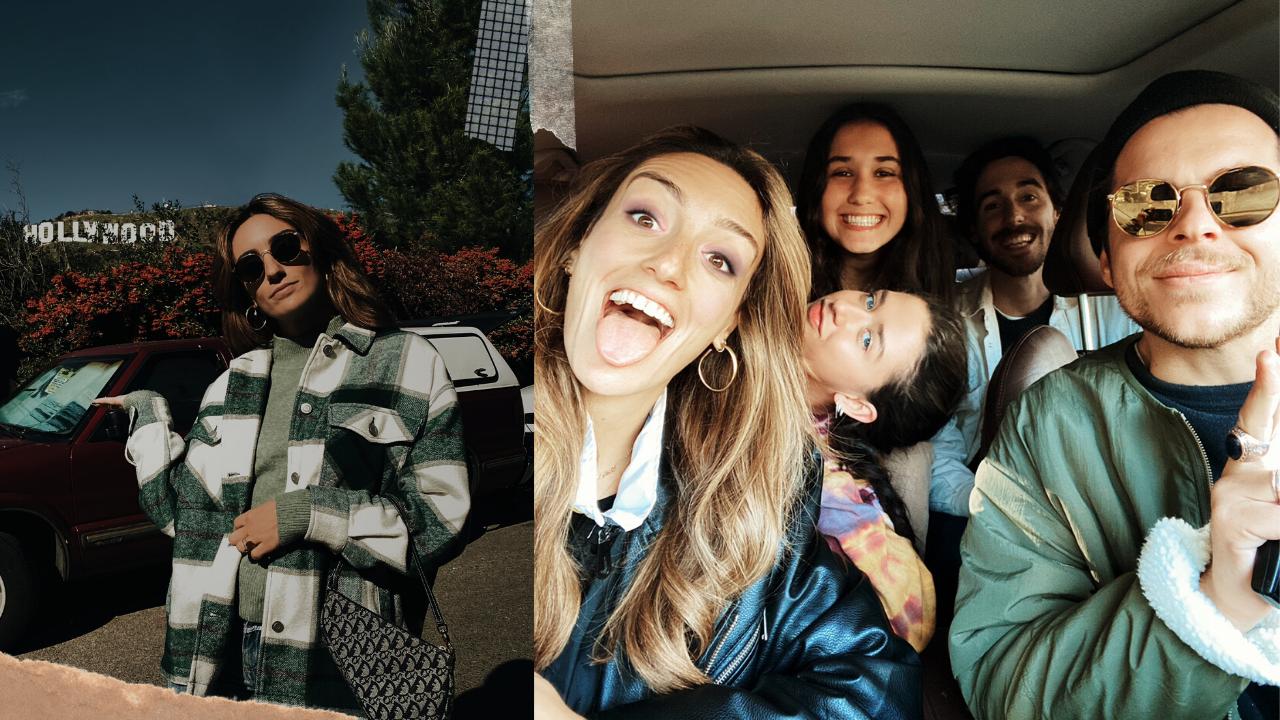 VLOG : J'embarque ma famille à LA pour les fêtes !