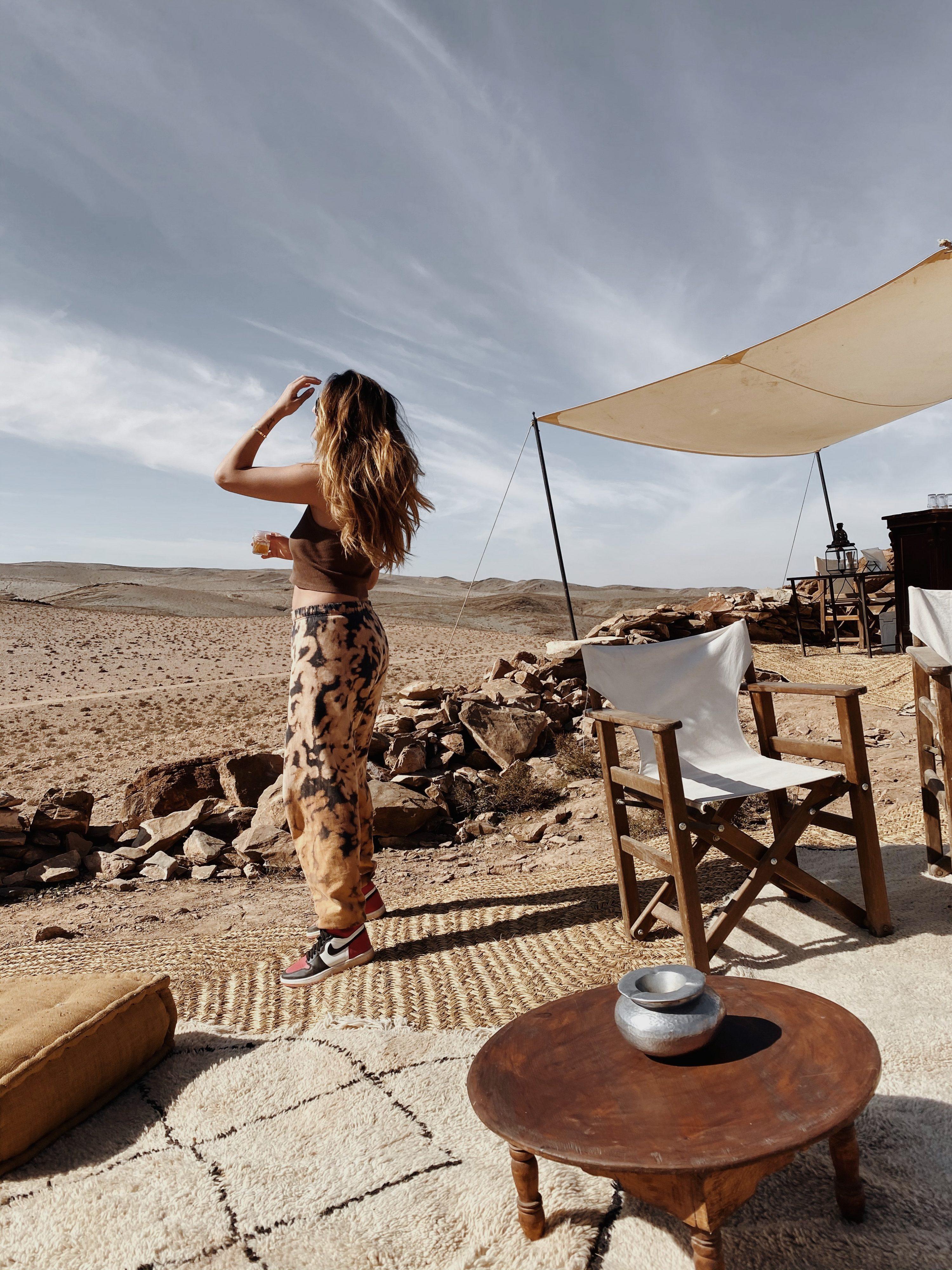 VLOG : De retour à Marrakech ! (Qu'est ce que ça m'avait manqué)